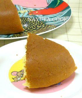 ホットケーキミックスで炊飯器ケーキ