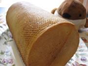 HB基本もちもち湯だねでメッシュパンの写真