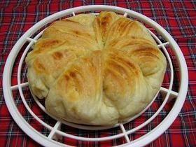 粉チーズの折込パン☆彡