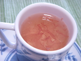 桜シロップ