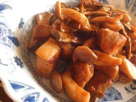 ヘルシー★豚肉とキノコのフレンチ煮物