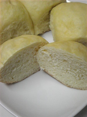 炊飯器で簡単パン。