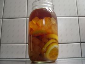 自家製✿檸檬ブランデー✿