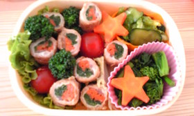 栄養たっぷり☆ピクニック弁当
