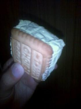 手作りアイスクッキー♪