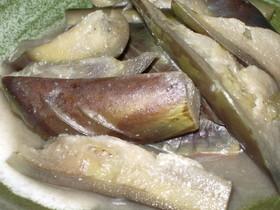 定番☆なすびの煮物(味噌味)