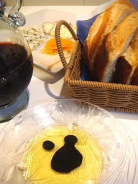 ワインのお供のフランスパンの食べ方♫♬