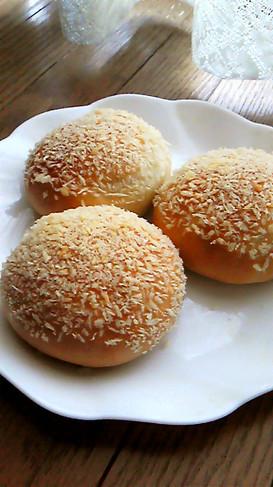 感激☆揚げないチーズカレーパン☆