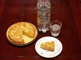 アップルサイダーケーキ