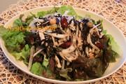 新たまねぎとひじきのヘルシーサラダの写真