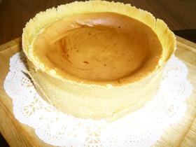 モロゾフ風べイクドチーズケーキ