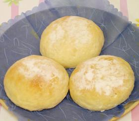 メープル風味の米粉みるくパン