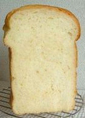 簡単!節約薄力粉で食パン