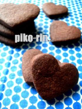 ●●さくほろ●チョコクッキー●●