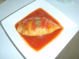 スペイン風 イカ飯