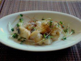 白身魚フライ(アジアンスタイル)