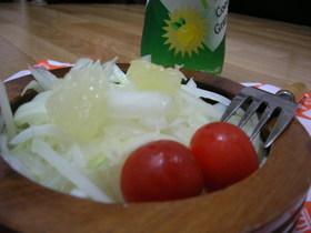 グレ玉サラダ