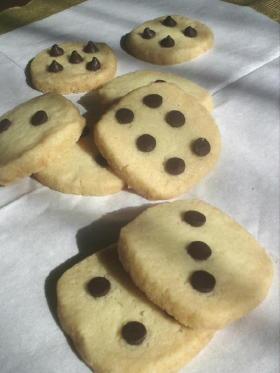 お遊びクッキー塾・さいころ