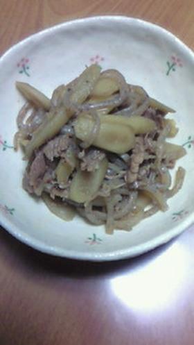 美味しく作れる☆牛肉のしぐれ煮