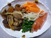 サイダー味の柔らかすじ肉の写真