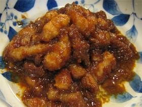 沖縄の伝統の味、あぶらみそ