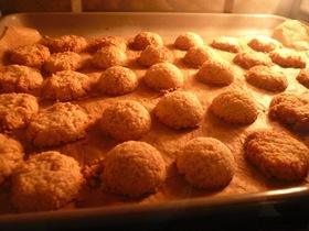 パン粉クッキー 〜まるでココナッツ?〜