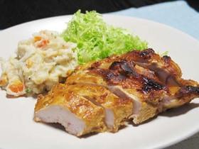 ジューシー☆鶏胸肉でタンドリーチキン
