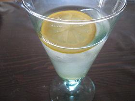 蜂蜜レモンソーダ