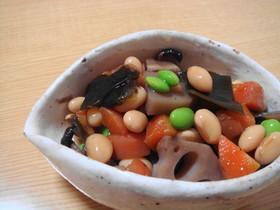 常備菜☆五目豆煮(薄味仕立て☆)