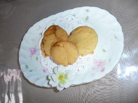 ただのお手軽クッキー