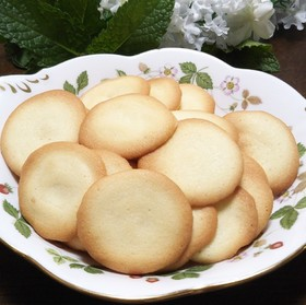 ラングドシャ☆卵白消費レシピ