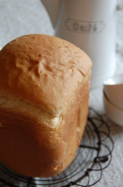 HB使用☆私のミルク食パン♪