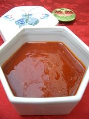 お刺身・魚介類・肉類用 チョコチュジャンの写真