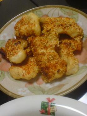 鶏胸肉の味噌漬け焼き☆ミ