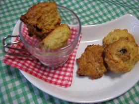 玄米粉入りロッククッキー☆彡