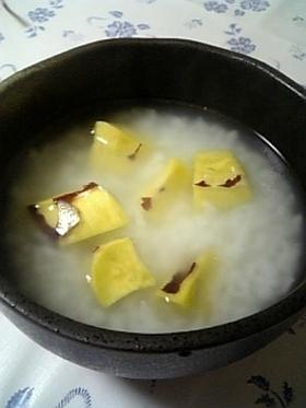 うちのお粥といえばコレのこと◎芋がゆ