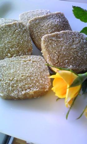 シナモン香る♪アイスボックスクッキー