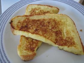 はなまるのフレンチトースト卵液使い切り!