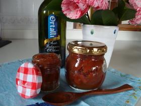 トマトとバルサミコ酢のジャム