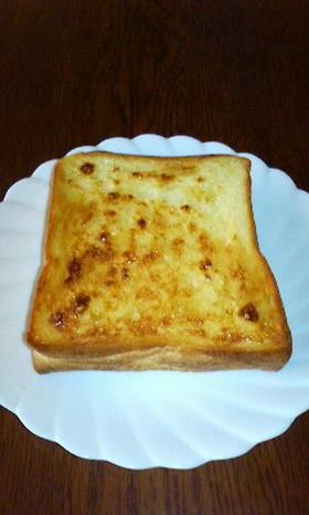 練乳バター☆トースト