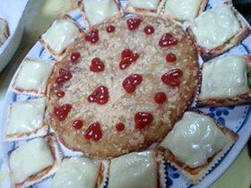 クラッカーピザ