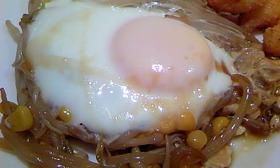 中華風 巣ごもり卵