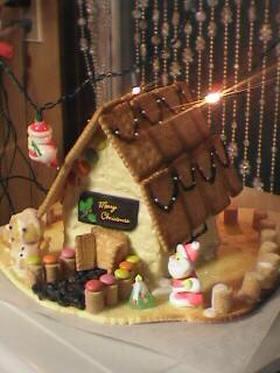 お菓子の家