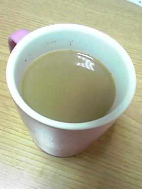 合うよ!ミルクティーとコーヒー★