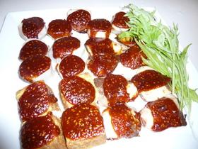 韓国風味噌田楽