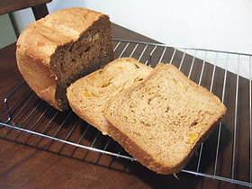 板チョコ☆ミルク食パン
