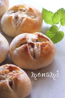 クリームチーズ*パン〜♪