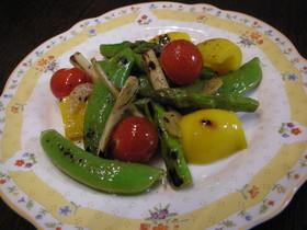 春✿の焼き野菜マリネ