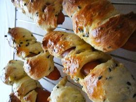 超簡単 おやつパン
