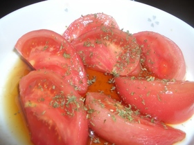 ●トマトサラダ●